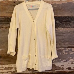 Women's Free People Beach Cardigan Size Small
